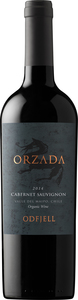 Odfjell Vineyards Orzada Cabernet Sauvignon 2014, Maipo Valley Bottle