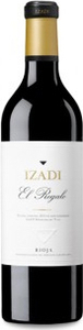 Izadi El Regalo 2014, Doca Rioja Bottle
