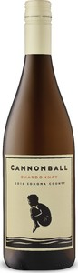 Cannonball Chardonnay 2016, Sonoma County Bottle