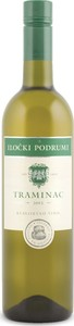 Ilocki Podrumi Traminac 2016, Do Bottle