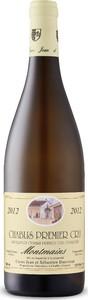 Caves Jean Et Sébastien Dauvissat Montmains Chablis 1er Cru 2014, Ac Bottle