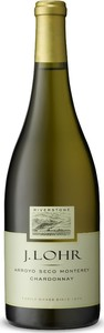J. Lohr Riverstone Chardonnay 2016, Arroyo Seco  Bottle