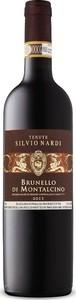 Silvio Nardi Brunello Di Montalcino Docg 2013 Bottle