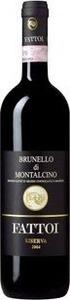 Fattoi Brunello Di Montalcino Docg 2013 Bottle