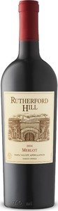 Rutherford Hill Merlot 2014, Napa Valley Bottle