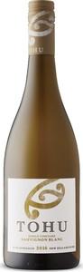 Tohu Single Vineyard Sauvignon Blanc 2016 Bottle