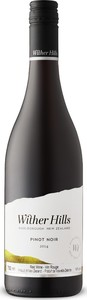 Wither Hills Pinot Noir 2014, Marlborough, South Island Bottle