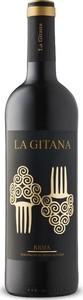 La Gitana Gold Label 2014, Doca Rioja Bottle