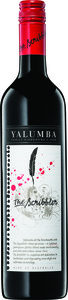Yalumba The Scribbler Cabernet/Shiraz 2014, Barossa, South Australia Bottle