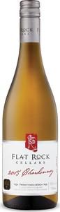 Flat Rock Chardonnay 2016, VQA Twenty Mile Bench, Niagara Escarpment Bottle