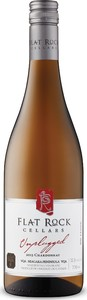 Flat Rock Unplugged Chardonnay 2016, VQA Twenty Mile Bench, Niagara Escarpment Bottle