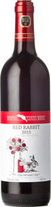 Waupoos Estates Red Rabbit 2016, Prince Edward County Bottle
