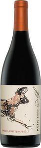 Painted Wolf Syrah 2013, Wo Swartand Bottle