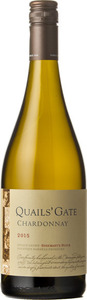 Quails' Gate Rosemary's Block Chardonnay 2016, BC VQA Okanagan Valley Bottle