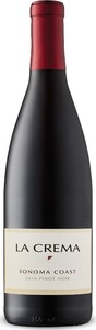 La Crema Sonoma Coast Pinot Noir 2015, Sonoma Coast, Sonoma County Bottle