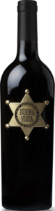 Buena Vista The Sheriff 2015, Sonoma County Bottle