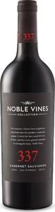 Noble Vines 337 Cabernet Sauvignon 2014, Lodi Bottle