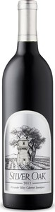 Silver Oak Alexander Valley Cabernet Sauvignon 2013, Alexander Valley, Sonoma County Bottle