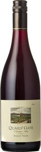 Quails' Gate Pinot Noir 2016, BC VQA Okanagan Valley Bottle