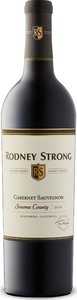 Rodney Strong Sonoma County Cabernet Sauvignon 2014, Sonoma County Bottle