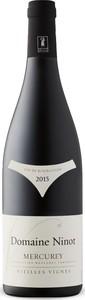 Domaine Ninot Vieilles Vignes Mercurey 2015, Ac Bottle