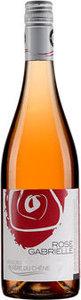 Le Rosé Gabrielle Vignoble Rivière Du Chêne Vin Rosé 2016 Bottle
