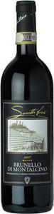 Livio Sassetti Pertimali Brunello Di Montalcino 1990 Bottle