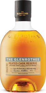 The Glenrothes Peated Cask Reserve Speyside Single Malt Scotch Whisky Bottle