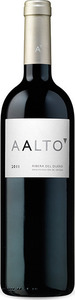 Aalto 2005, Do Ribera Del Duero Bottle