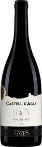 Castell D'agly Maury Sec 2015, Aop Bottle