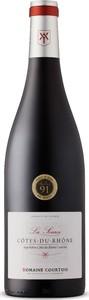 Courtois La Source Côtes Du Rhône 2016, Ac Bottle