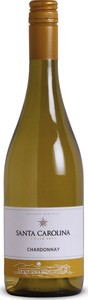 Santa Carolina Chardonnay 2017, Rapel Valley Bottle