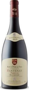 Roux Père & Fils Beaurepaire Santenay 1er Cru 2015, Ac Côte De Beaune Bottle