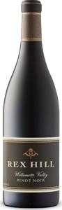 Rex Hill Willamette Valley Pinot Noir 2014 Bottle