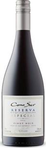 Cono Sur Reserva Especial Pinot Noir 2015 Bottle