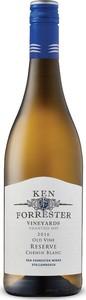 Ken Forrester Old Vine Reserve Chenin Blanc 2016, Wo Stellenbosch Bottle