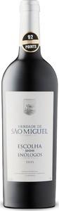 São Miguel Escolha Dos Enologos 2015, Vinho Regional Alentejano Bottle