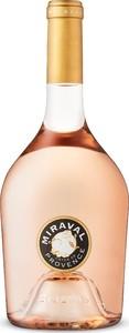 Miraval Rosé 2017, Ap Côtes De Provence Bottle