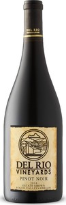 Del Rio Vineyards Pinot Noir 2014, Rogue Valley, Oregon Bottle