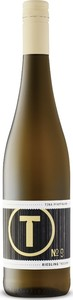 Weingut Tina Pfaffmann T No. 9 Riesling Trocken 2016, Qualitätswein Bottle