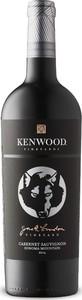 Kenwood Jack London Vineyard Cabernet Sauvignon 2014, Sonoma Mountain Bottle