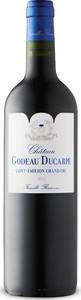 Château Godeau Ducarpe 2014, Ac Saint émilion Grand Cru Bottle