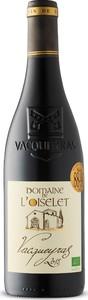 Domaine De L'oiselet Vacqueyras 2015, Ac Bottle