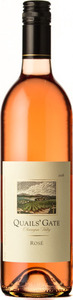 Quails' Gate Winery Rosé 2017, Okanagan Valley Bottle