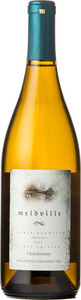 Meldville Wines Chardonnay 2016, VQA Lincoln Lakeshore Bottle