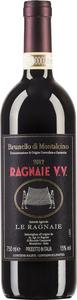 Le Ragnaie Brunello Di Montalcino Docg V.V. 2013 Bottle