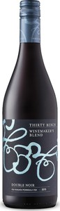 Thirty Bench Winemaker's Blend Double Noir 2016, VQA Niagara Peninsula Bottle