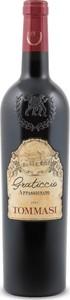 Tommasi Graticcio Appassionato 2015, Product Of Italy Bottle