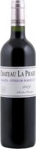 Château La Prade 2015, Ac Bordeaux Côtes De Francs Bottle