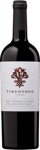 Firestone Vineyard Cabernet Sauvignon 2015, Santa Ynez Valley Bottle